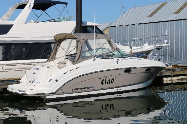 New Listing: 25' Chaparral Signature 250 2008 - Van Isle