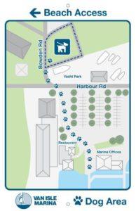 van-isle-marina-dog-walk-map