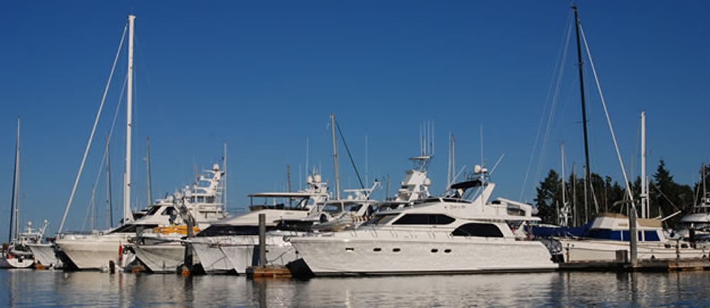 Boat Moorage and Marina Rates | Van Isle Marina