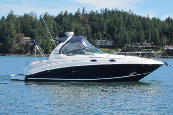 New Listing 28 Sea Ray 280 Sundancer Van Isle Marina