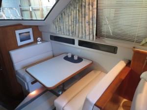 35 carver interior