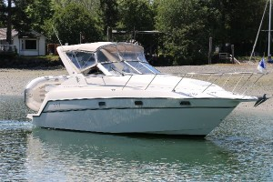 28' Maxum 2800SCR 1998