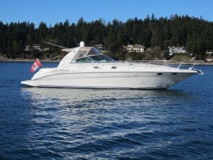 40' Sea Ray 400 Sundancer 1997 hi res image