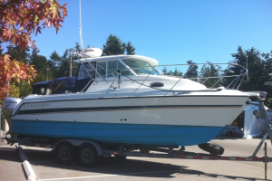 26' Glacier Bay 2685 Coastal Runner 2006