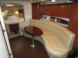 36' Sea Ray 360 Sundancer 2004 interior