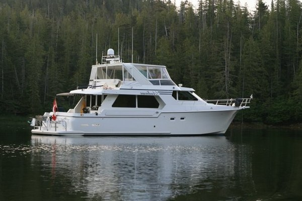 57' Tollycraft Walk Around 1996