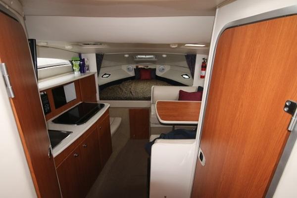 Updated Listing: 28' Bayliner Ciera 285 2003 - Van Isle Marina
