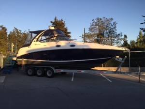28' Sea Ray 280 Sundancer 2006