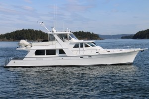 70' LeClercq Marine Tollycraft PHMY 2000 exterior profile-hi res