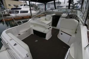 26' Bayliner 2655 Ciera 2000 - hi res interior profile