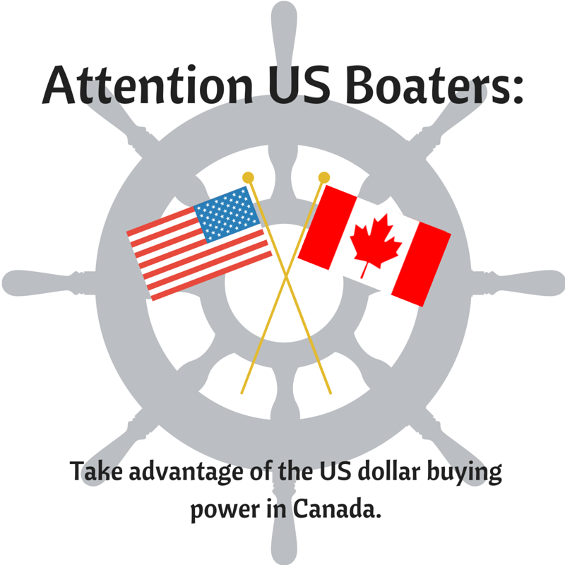 Attention US Boaters Exchange Rate
