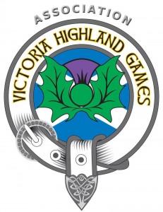 Victoria Highland Games Logo