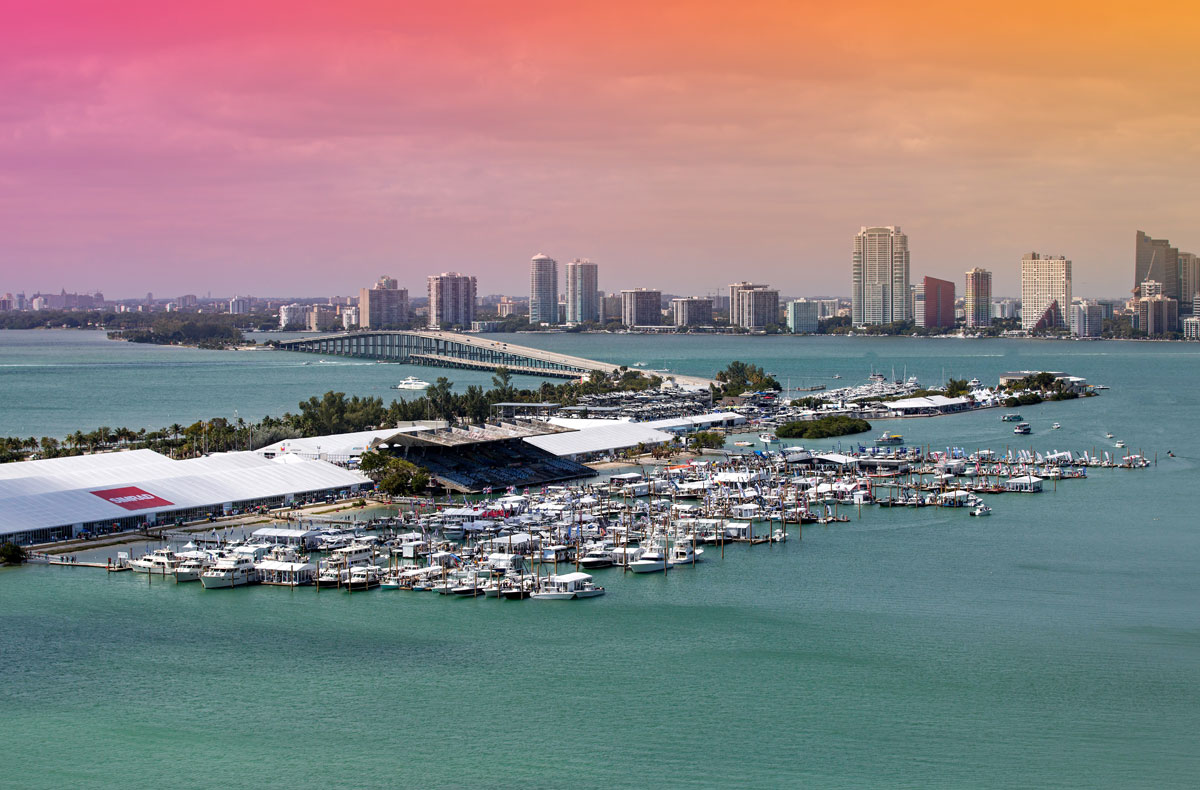 Four Must Sees At The 2018 Miami International Boat Show
