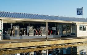 van isle marina - boat fuel dock
