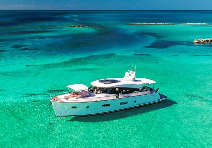 Miami International Boat Show Premiere - Belize 66 Sedan