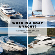 boat types - when is a yacht a yacht