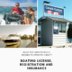 boating licences - van isle marina