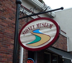 Sidney Museum in Sidney, BC, Canada
