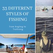 33 Different Types of Fishing - Van Isle Marina