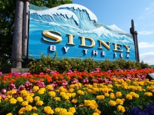 Sidney by the Sea, Sidney, British Columbia, Canada