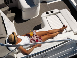 yachting essentials - sunscreen