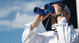 yachting essentials - binoculars