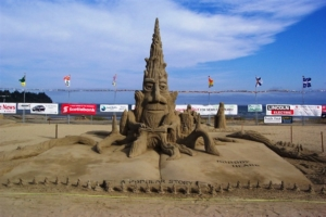 Parksville Beach Festival - Quality Foods Sand Sculpting Competition
