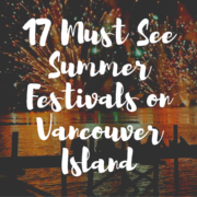 Vancouver Island Summer Festivals