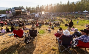 Vancouver Island's Sunfest Festival
