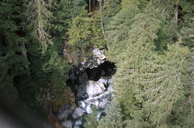 Artlish Caves on Vancouver Island