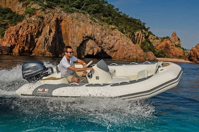 choosing the right tender for your yacht