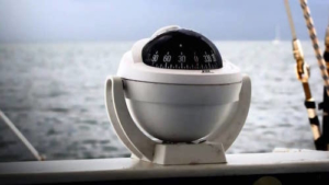 Marine Navigation - magnetic compass