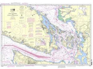 marine navigation - paper charts