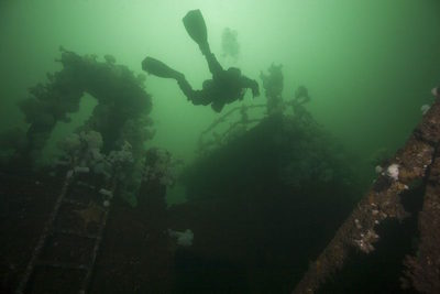 artificial reefs around vancouver island