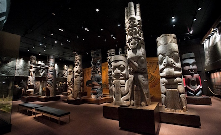 Tourist Attractions on Vancouver Island - Royal BC museum