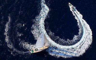 sailing yachts vs motor yachts