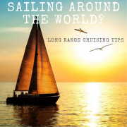 Sailing Around the world in a yacht