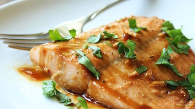 maple salmon recipe