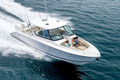 29' Dual Console Pursuit
