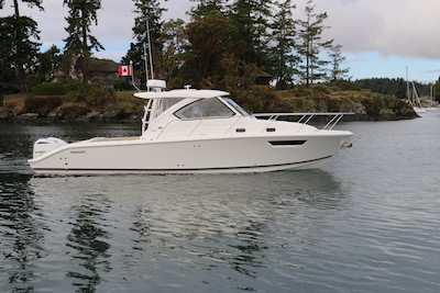 32' Pursuit OS325 Offshore 2020