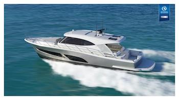 Riviera yachts 505 SUV