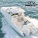 Pursuit OS355 Offshore at Van Isle Marina