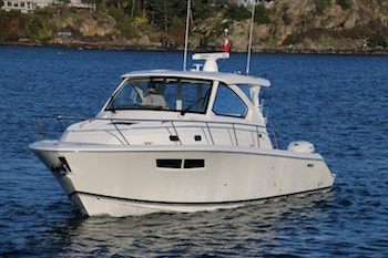 Pursuit Boats - Offshore 355 (OS 355) - Front side