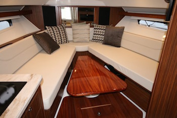 Pursuit Boats - Offshore 355 (OS 355) - Galley