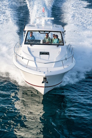 Pursuit Boats - Offshore 355 (OS 355) - front