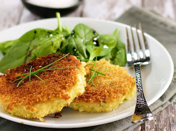 Crispy Fish Cakes Recipe