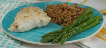Heavenly Halibut Recipe