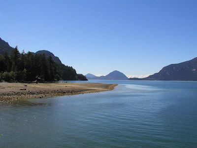 boaters and tides in bc