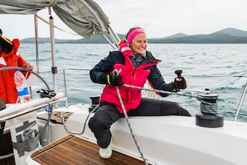 what to wear for winter boating
