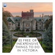 22 free or cheap things to do in Victoria BC